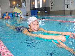 成人水泳教室