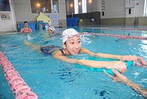 初心者向け水泳教室