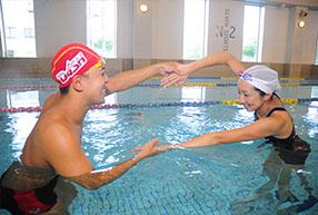 中・上級者向け水泳教室