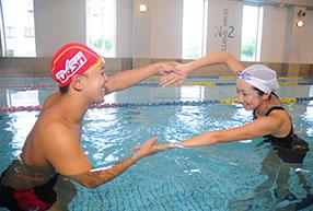 水泳教室:初級