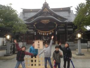 坂井神社外観